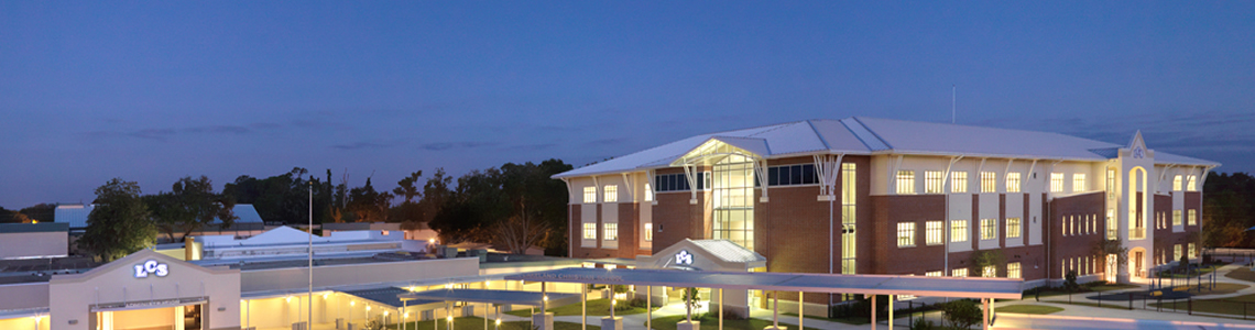 Lakeland Christian School Sports Complex Ramcon Roofing