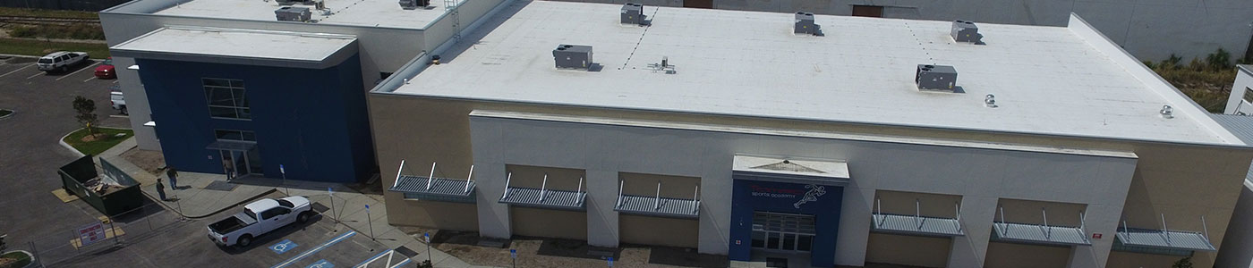 Tampa Sports Academy Ramcon Roofing